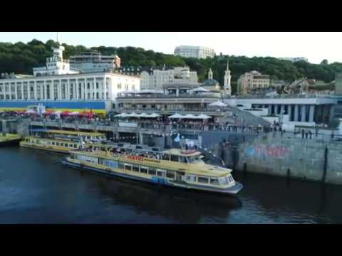 Teaser to movie: Art for Environment Campaign, Kyiv, Ukraine