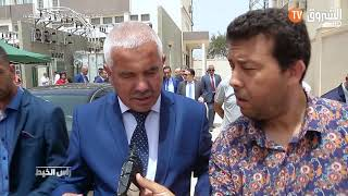 هكذا تهرب مسؤولو زرالدة من الاجابة عن المتسبب في تعطيل أضخم مشروع سياحي في الجزائر