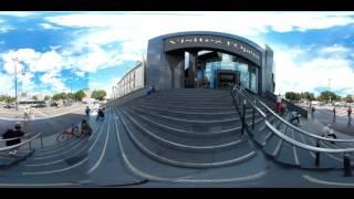 Opéra Bastille - Paris - France - 360° VR - 4K - VIEWGOGO