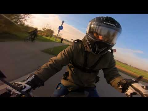Ride with Aprilia Pegaso 650 Trail