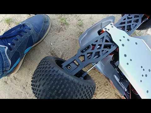 ZD Racing 1:8 9021-V3 Quick Fail Run