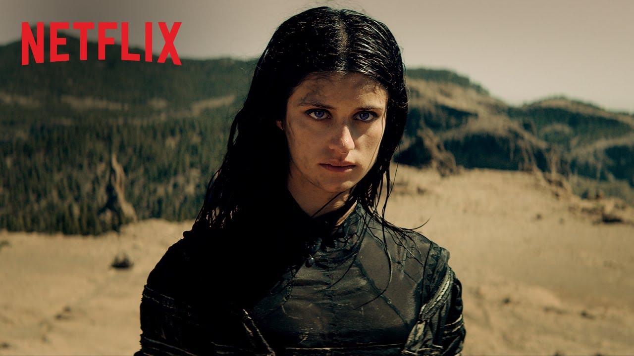 Witcher Netflix Yennefer