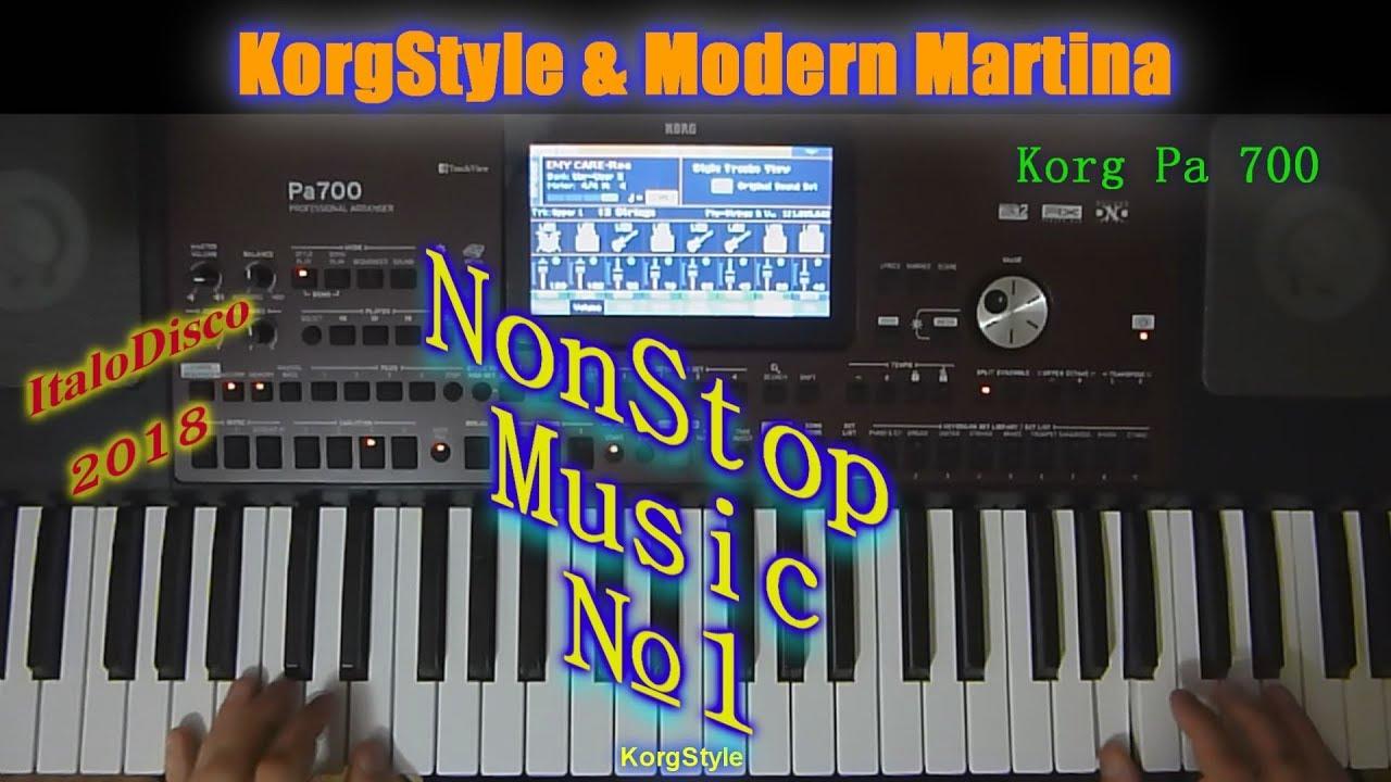 modern martina & korgstyle beautiful life 2017 new (italo disco) mp3