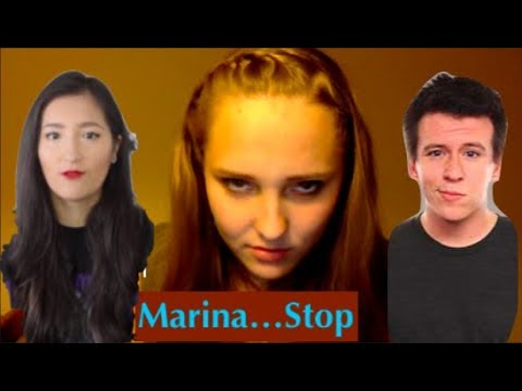 Marina...Shutup