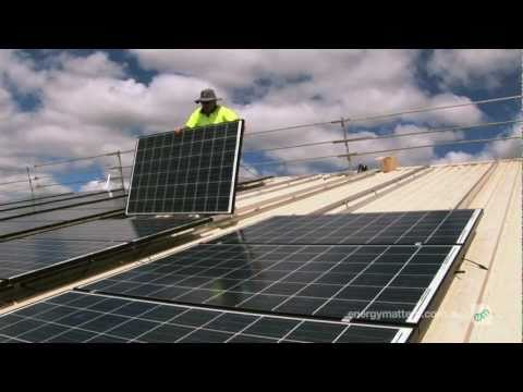 Energy Matters Medium Scale And Commercial Solar Power Showcase