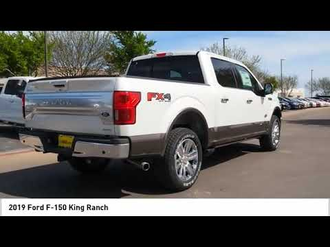 2019 Ford F-150 King Ranch NewNew or Used 192641