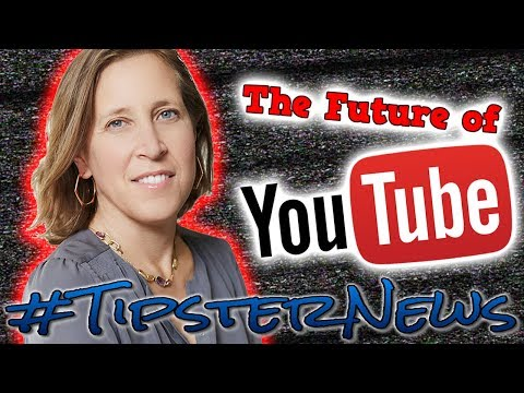 Susan Wojcicki Goes Over Her Feedback with YouTube Creators   #TipsterNews
