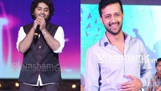 Arijit and Mohd.Irfan sing Atif Aslam songs and still can