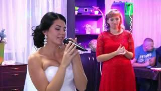 песня невесты 2016 ( Студия вокала и песен в подарок - Лилия Туманова)