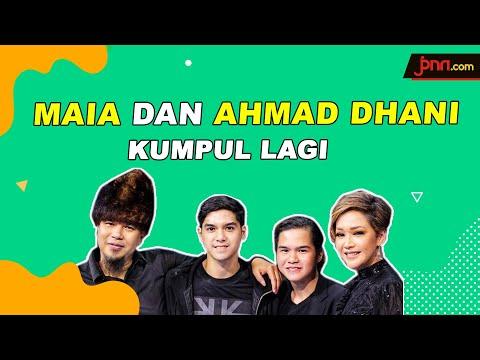 Indonesian Idol 2020 : Momen Bahagia Pertemuan Ahmad Dhani & Maia Estianty