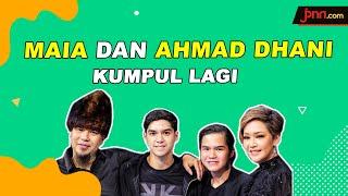 Indonesian Idol 2020:  Momen Bahagia Pertemuan Ahmad Dhani & Maia Estianty