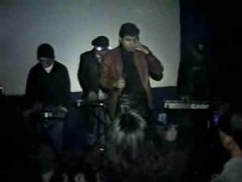 DEIMOS - COVERS DEPECHE MODE (La Cabaña Pub Music- La Oroya)