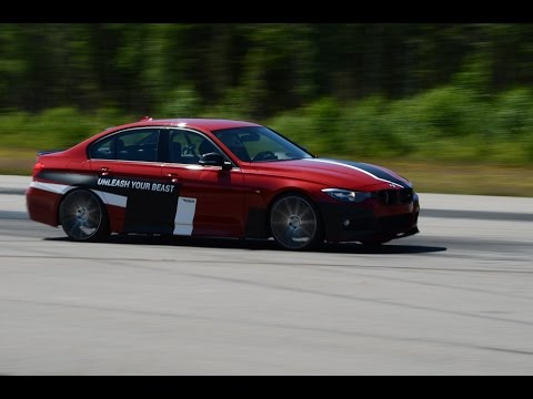BMW 320i (F30) tuned by BSR (312 hp / 456 nm)