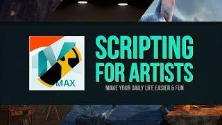 Scripting for Artists setup Maya/Max/Nuke/Houdini