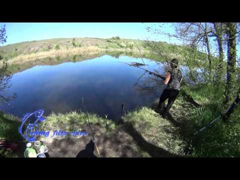 рыбалка видео ранней весной на что ловить