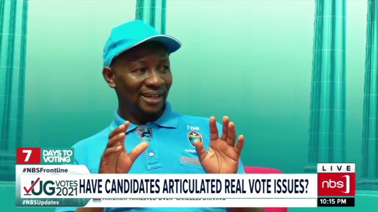 How prepared is Uganda  for the 14th Jan Elections ? -NBS frontline seg1