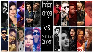 Download lagu Indians Singers vs Pakistani Singers Battle of Voice Atif, Arijit,Shreya,Rahat,Sonu,Neha,Jubin ,Asim