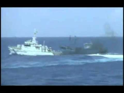 china secret ship attacks Japan Coast Guard 6