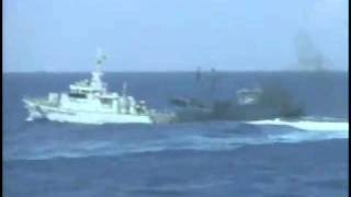china secret ship attacks Japan Coast Guard 6