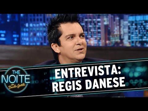 The Noite (03/04/15) - Entrevista com Regis Danese