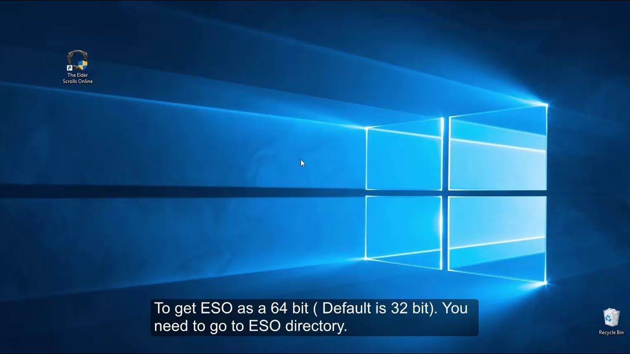 How to get eso 64 bit windows 10 youtube - Open office download for windows 7 64 bit ...