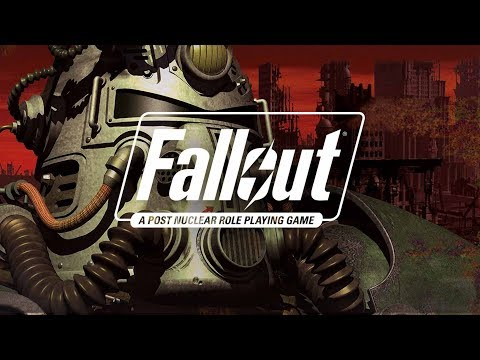 Fallout post nuclear role playing game #3 [Снова наружу]