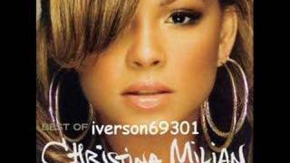 Christina Milian-When You Look At Me