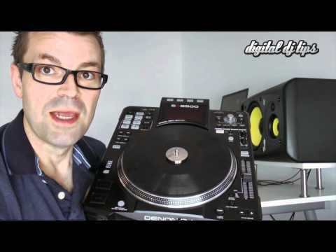 Denon DJ SC3900 Digital Turntable & Controller Review