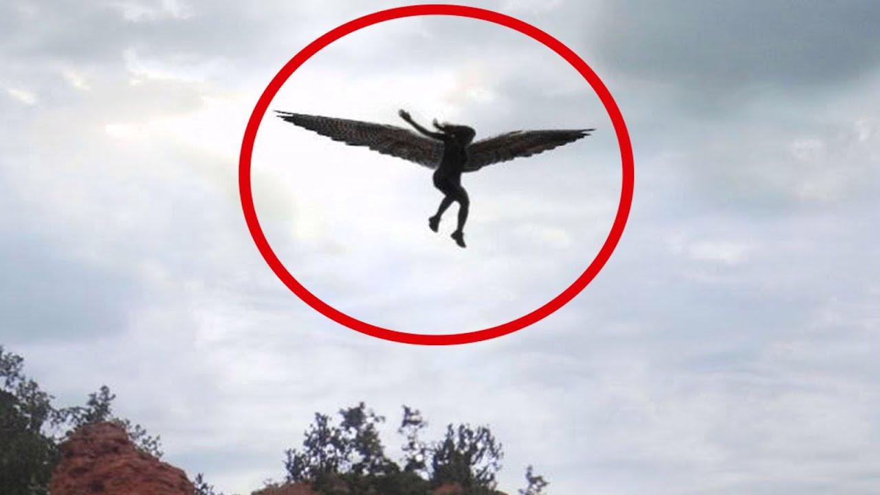 Los 7 videos más sorprendentes de Ángeles captados en