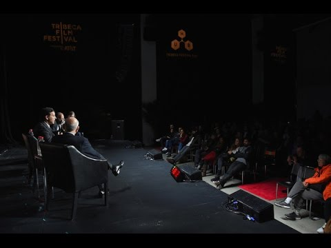 Conversazione di Jeremy Rifkin al Tribeca Film Festival