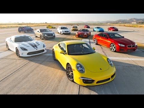 World's Greatest Drag Race 3 Unplugged! Plus 2013 Best Driver's Car Aftermath! WOT Ep. 80