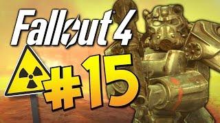 Прохождение Fallout 4 - Ядерная Пустошь Жесть 15 60 FPS