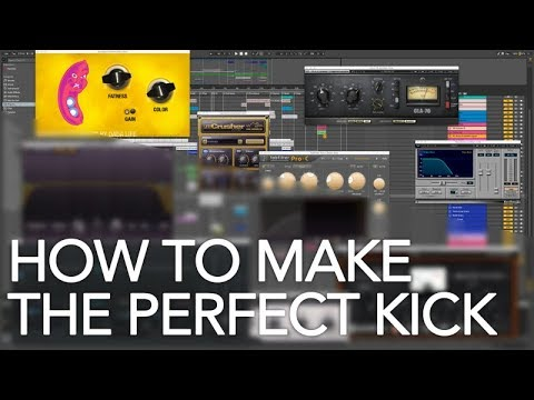 How to make the perfect kick