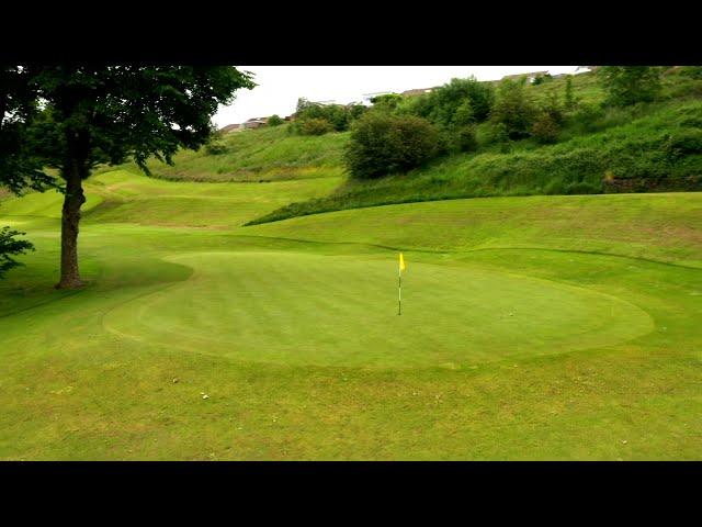 Clayton Golf Club Hole 1