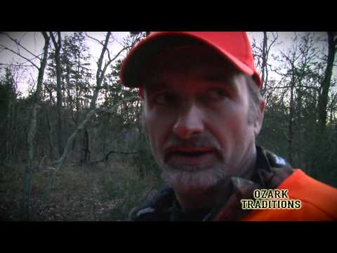 OZARK TRADITIONS TV EPISODE #3 - Lucky Shirt Lewis-Lucas Ranch Deer Hunt