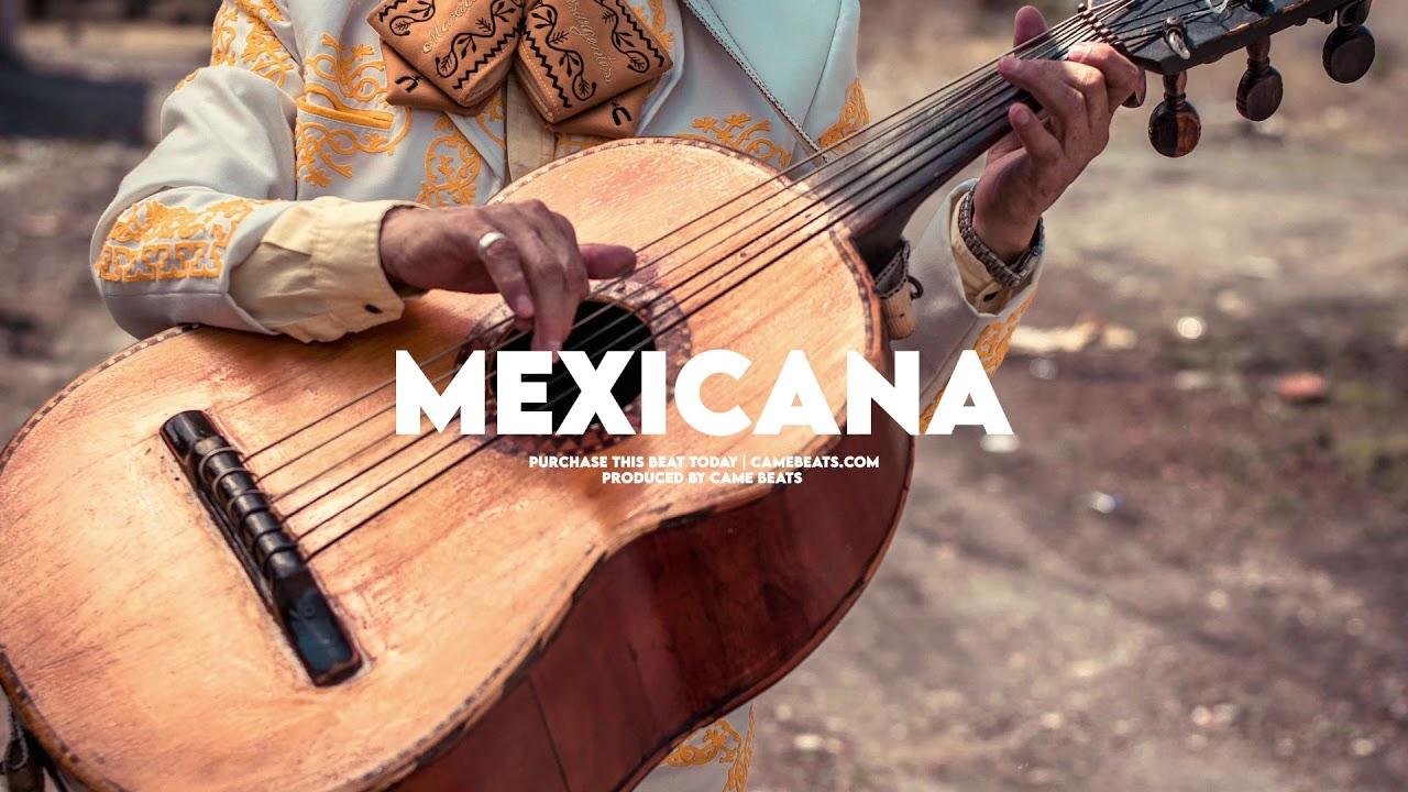 Mexicana Instrumental Reggaeton Cosculluela Type Beat 2020 Youtube