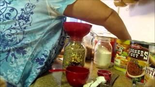 Meals In A Jar: Hamburger Stew