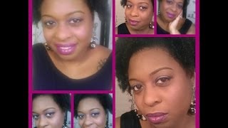 Dollar Tree Foundation Review & Demo:  Wet N Wild Thumbnail