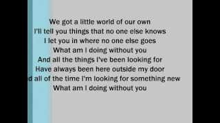 Westlife-World Of Our Own Lyrics [HD]