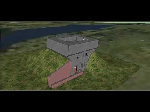 Radar Bunker Fort Dirks Admiraal