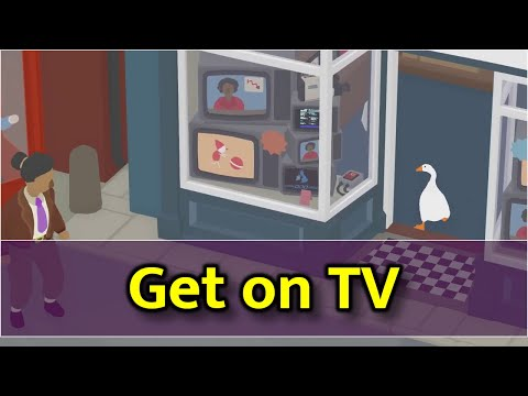 Untitled Goose Game - Get On TV