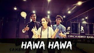 Hawa Hawa | Mubarakan | Dance Choreography | Anil,, Arjun Kapoor, Ileana D'Cruz,