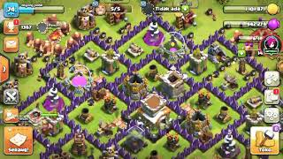 Udah lama gak main clash of clans😅 ¦Back To Clash of Clans¦