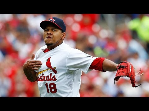Carlos Martinez 2016 Highlights
