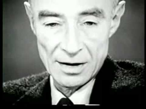 DR  J  ROBERT OPPENHEIMER   NOW I AM BECOME DEATH, THE DESTROYER OF WORLDS