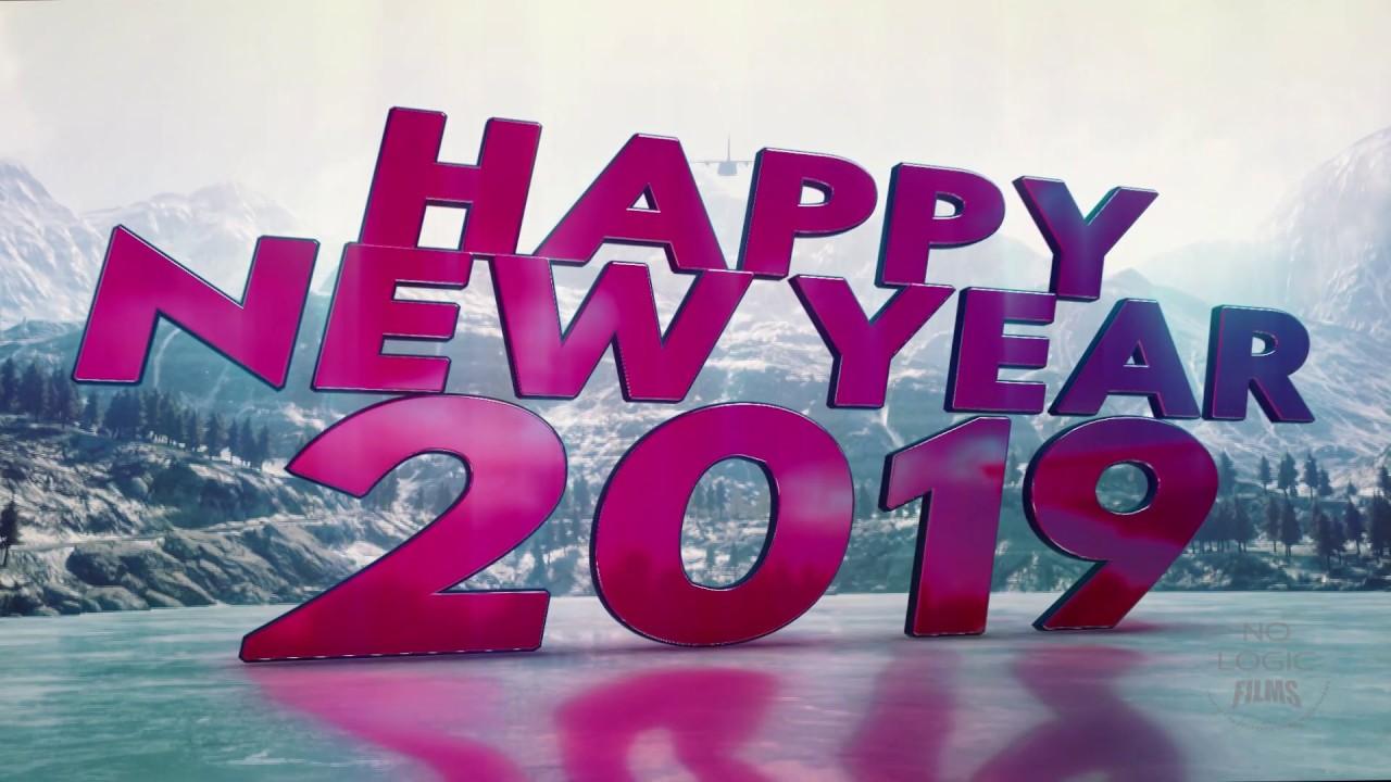 PUBG Style Happy New Year 2019   whatsapp status   new ...