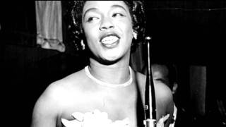 "Sarah Vaughan sings ""My Favorite Things"""