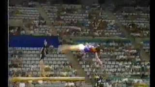 1992 Olympics - Gymnastics Compulsories.. Part 6 - a different perspective.....
