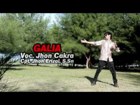 Galia Album Dendang Maimbau Voc.  Jhon Cakra