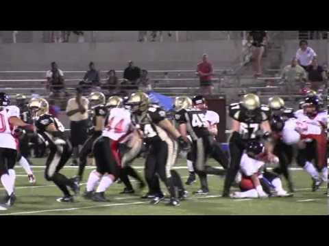 Pt. 2 - 2012 IWFL Women's Tackle Football Championship.